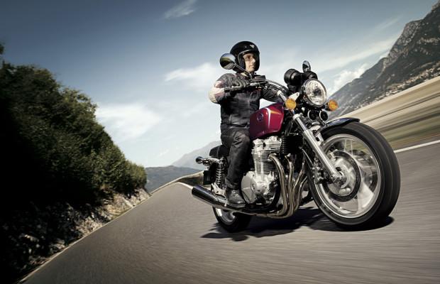 Mit Honda auf Motorrad-Tour