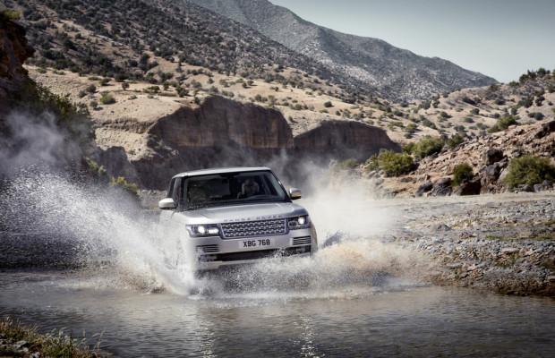 Mit dem Range Rover durch Marokko