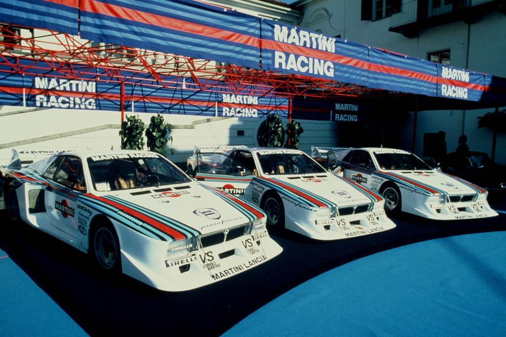 Montecarlo Motorsportversion ab 1980
