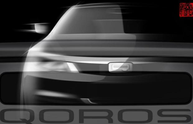 Neue Automarke Qoros: Kommen endlich Auto-Kracher aus China?