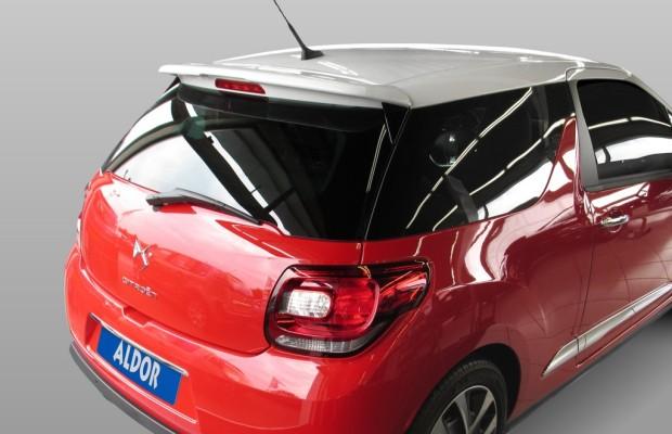 Neuer Dachspoiler für den Citroën DS3