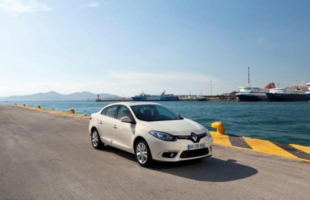 Neuer Renault Fluence kommt 2013