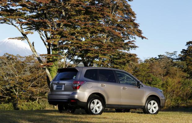 Neuer Subaru Forester ab März auch in Deutschland