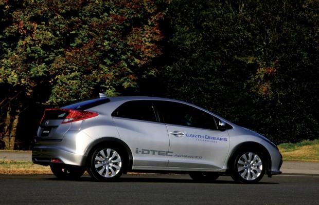 Neuer Turbodiesel bei Honda: leicht, sauber und effizient