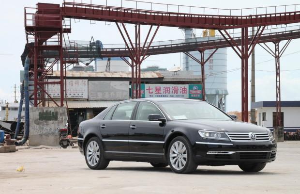 Neues Premium-Paket für den VW Phaeton