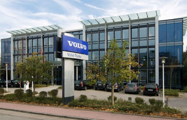 Neustrukturierung bei Volvo Trucks Central Europe