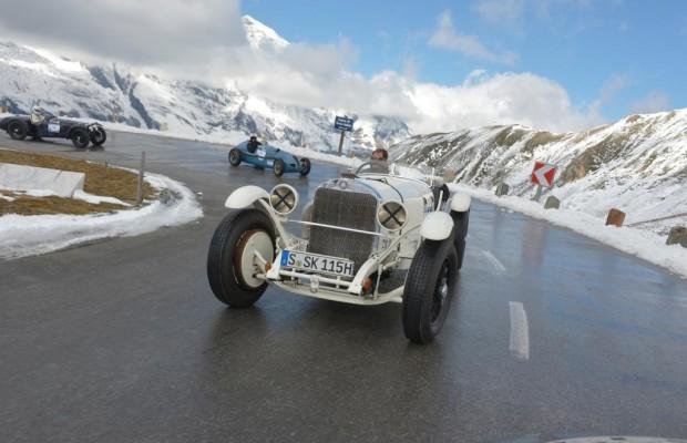 Oldtimer im Winter: Fahrspaß bei Schnee und Eis