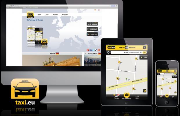 Online ins Taxi - Apps mischen die Branche auf