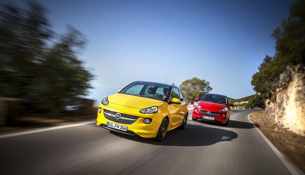 Opel Adam - Alles auf Adam
