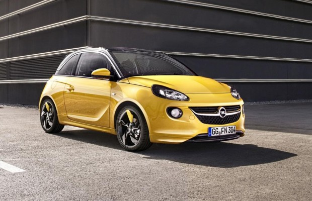 Opel Adam Cabrio - Offene Sparversion