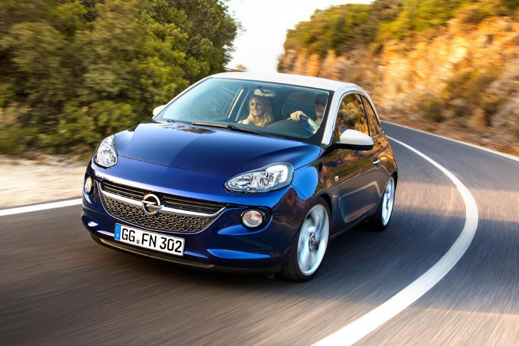 Opel Adam - Mit Charme und Qualität