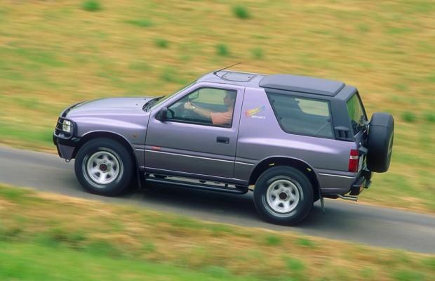 Opel Geländewagen: Die Vorgänger des Mokka