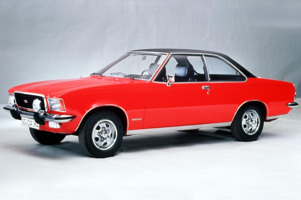 Opel Insignia V6/OPC: Vor 45 Jahren Commodore