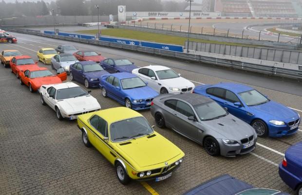 Panorama: 40 Jahren BMW M - Die starken Bayern