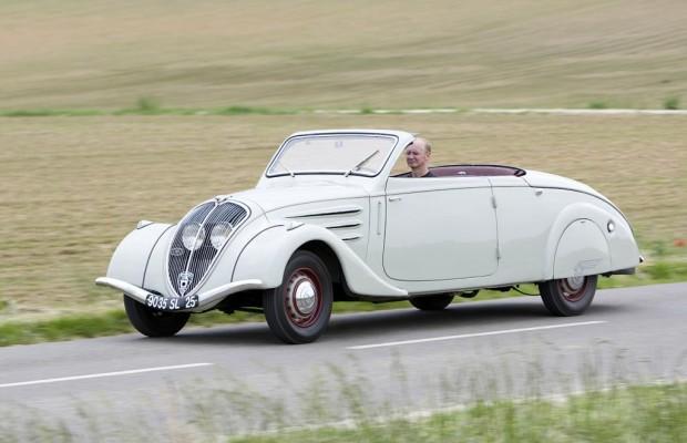 Peugeot: 365 Tage Cabrio-Vergnügen