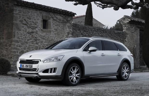 Peugeot-Allradmodelle - Immer öfter auch auf allen Vieren