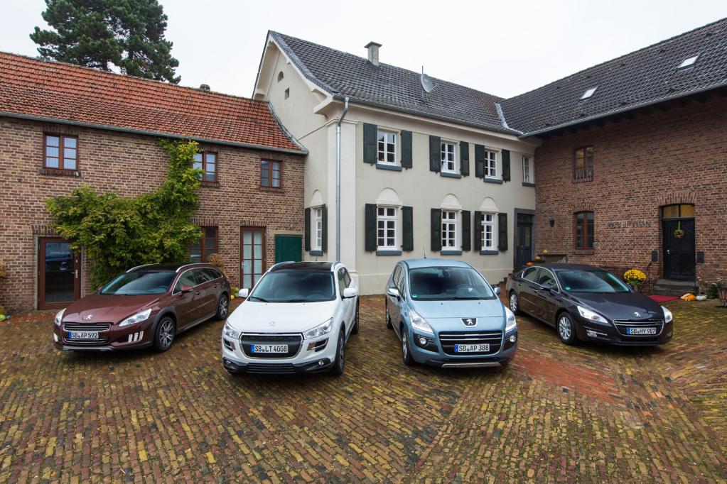 Peugeot Hybrid: Innovativer Antrieb für einen Wachstumsmarkt