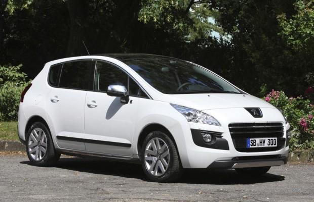 Peugeot: Hybrid4-Flotte ohne flotte Nachfrage