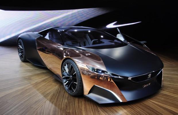 Peugeot Onyx - Das schnellste Altpapier der Welt