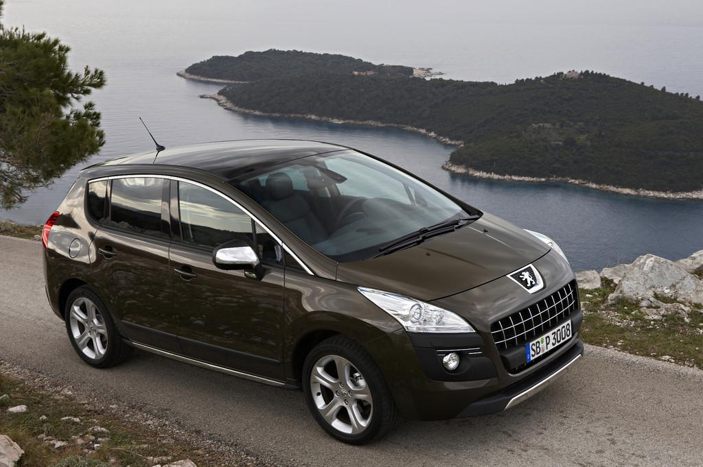 Peugeot verbessert den 3008