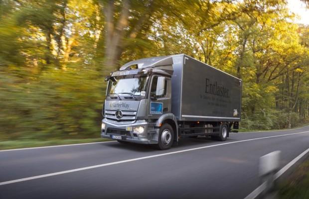 Positive Grundstimmung unter Lkw-Fahrern trotz hoher Dieselpreise