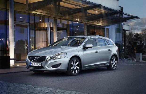Produktion des Volvo V60 Diesel-Plug-in-Hybrid angelaufen