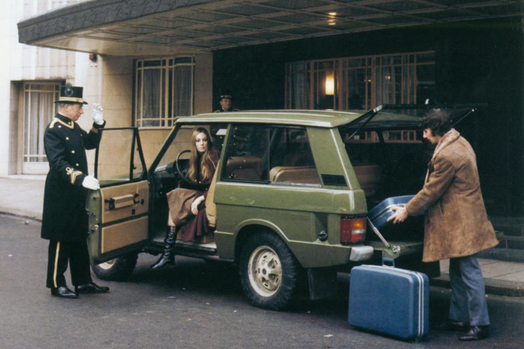 Range Rover MK1 ab 1970