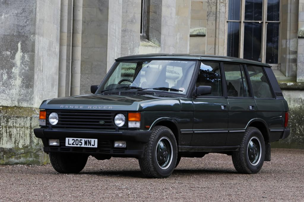 Range Rover MK1 ab 1993