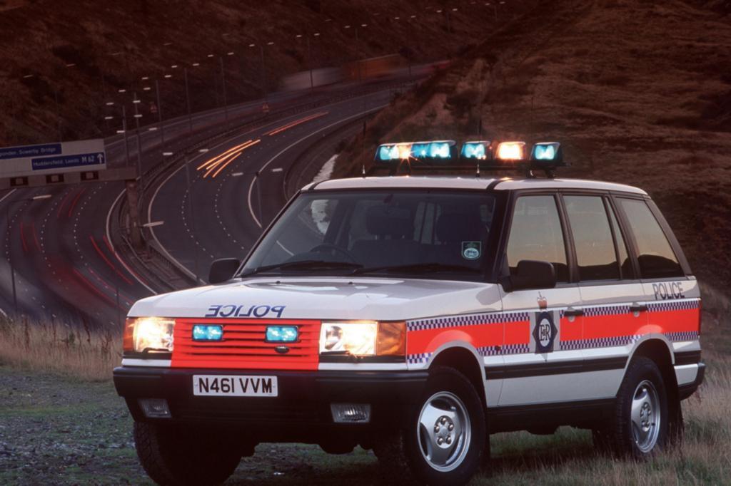 Range Rover MKII ab 1994