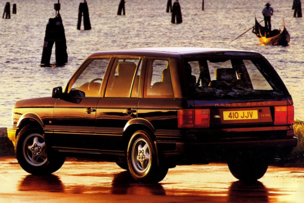 Range Rover MKII