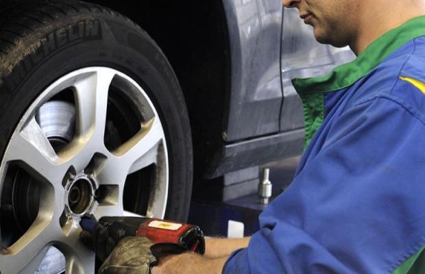 Reifen- und Autoservice: Freundliche Mitarbeiter, mangelnde Mobilitätsangebote