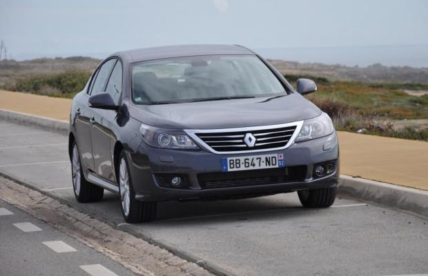 Renault-Limousinen - Aus für Latitude und Fluence