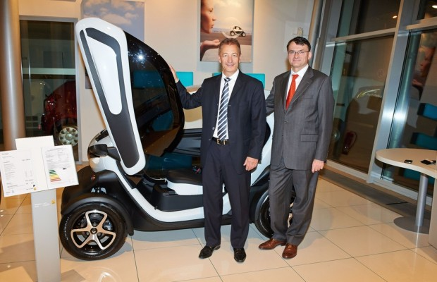 Renault und ALD bieten Elektroauto-Leasing