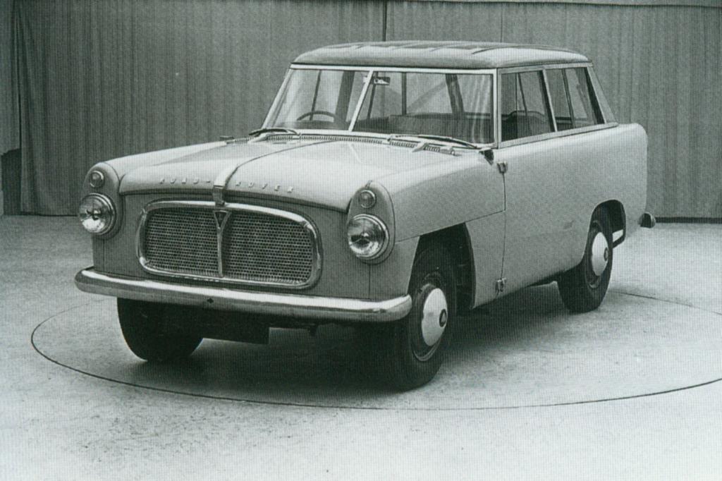 Road Rover ab 1958