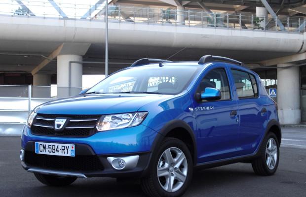 Robuste Ehrlichkeit: Dacias Sandero- und Stepway-Neuauflagen starten Mitte Januar