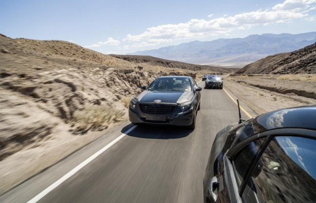S wird klasse - Mercedes setzt auf aktive Sicherheit