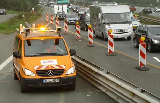 Spurwechsel bei Unfall - Reißverschlussverfahren gilt nicht immer