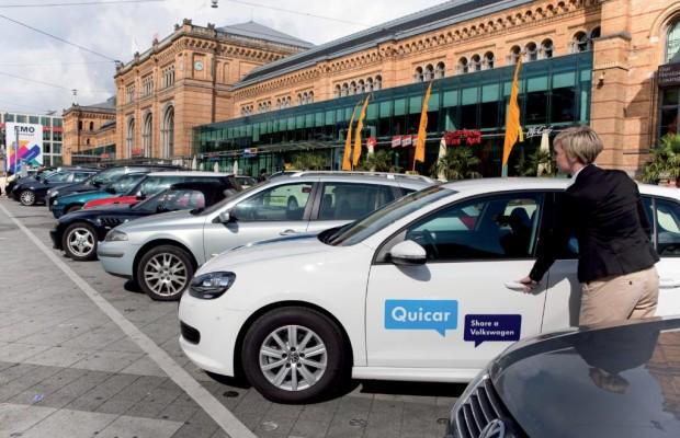 Studenten-Software für Car-Sharing Autos