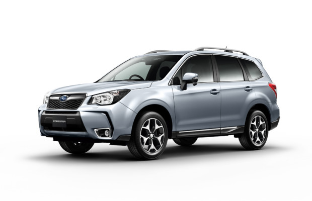 Subaru zeigt erstes Bild vom neuen Subaru Forester