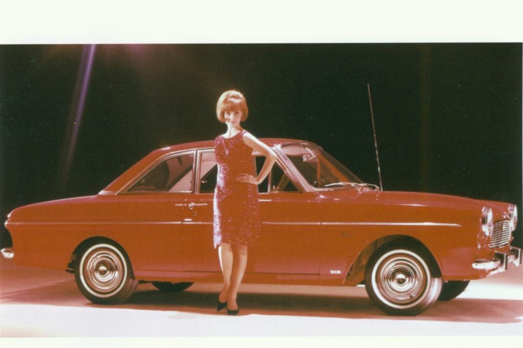 Taunus Coupe ab 1964
