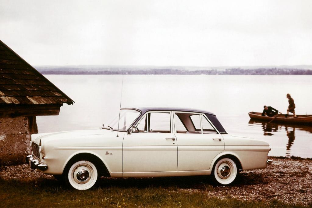 Taunus ab 1963