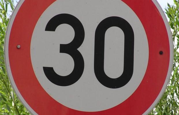 Tempo 30 für die City kontraproduktiv