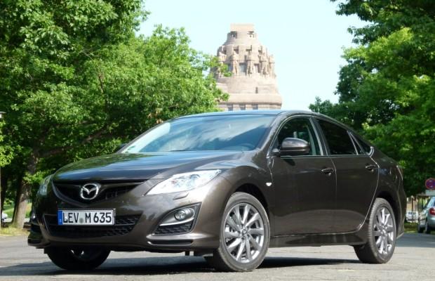 Test Mazda6 Edition 40 Jahre – Schick aber durstig
