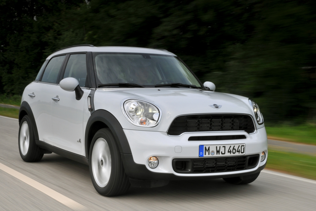 Test Mini Cooper Countryman - Überzüchtetes SUV