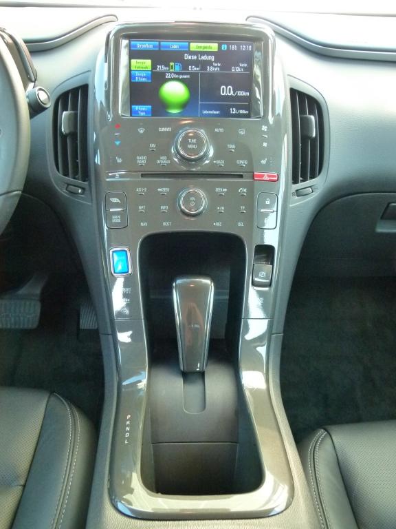 Test Opel Ampera - Lautlos wie ein Blitz