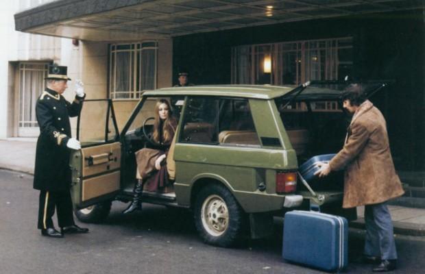 Tradition: Vier Generationen Range Rover - Im Auftrag Ihrer Majestät
