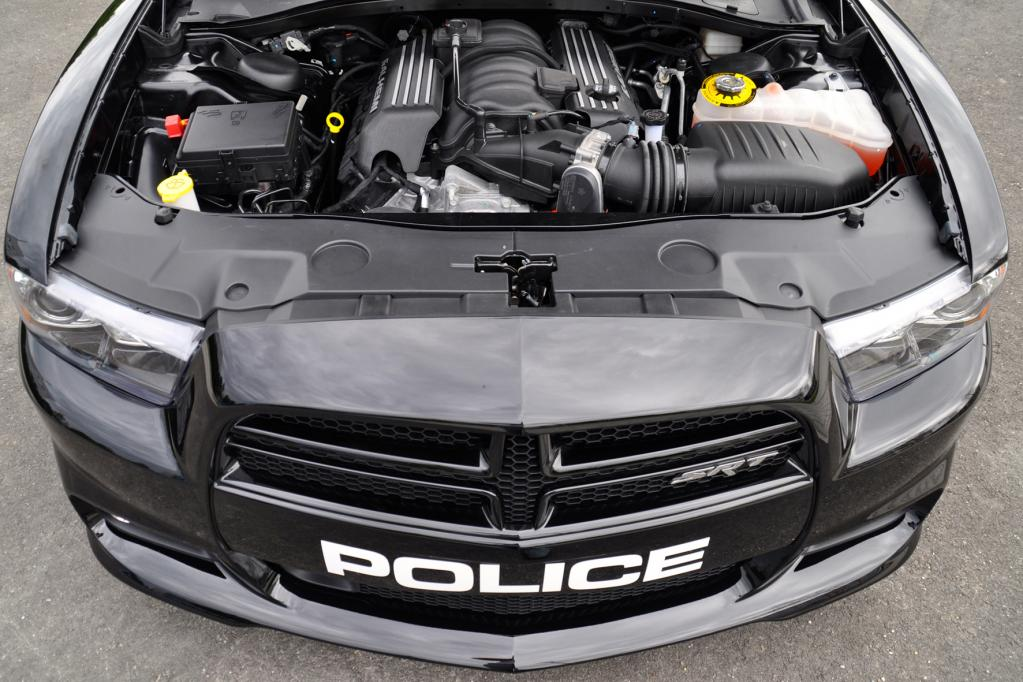 Tuning: Dodge Charger SRT8 im Polizei-Look