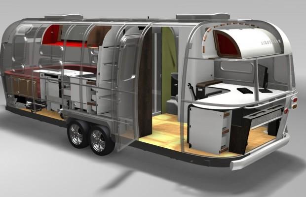 US-Kult-Marke mit zwei neuen Modellen: Airstream 604 und Airstream 684 Studio