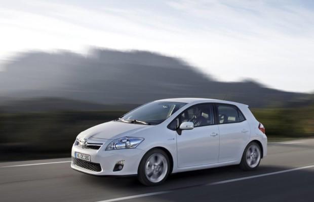Vielfältiges Zubehör für neuen Toyota Auris