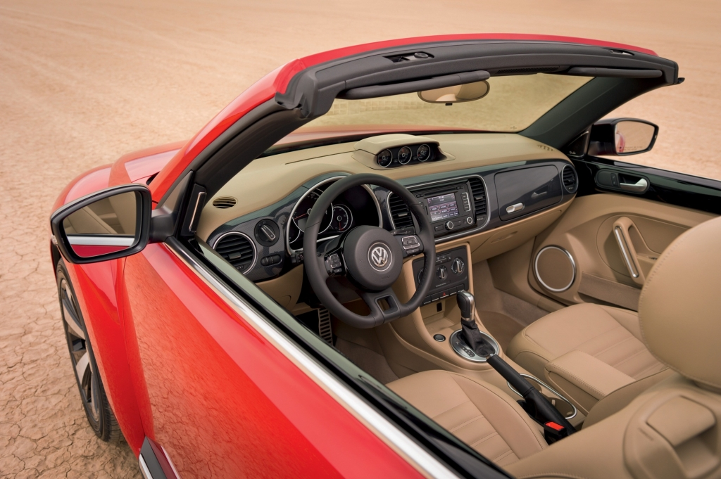 Volkswagen Beetle Cabriolet - Das Käfer Cabrio der Moderne